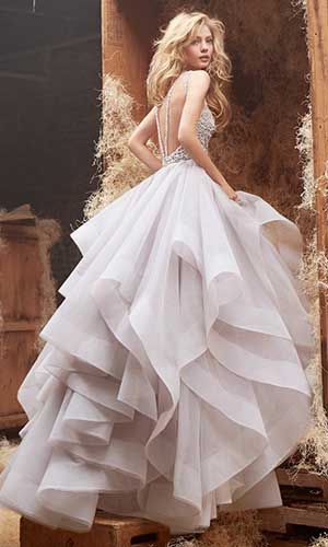 Our designers bridal dress collection fairytale brides hayley paige david tutera bridal junglespirit Gallery