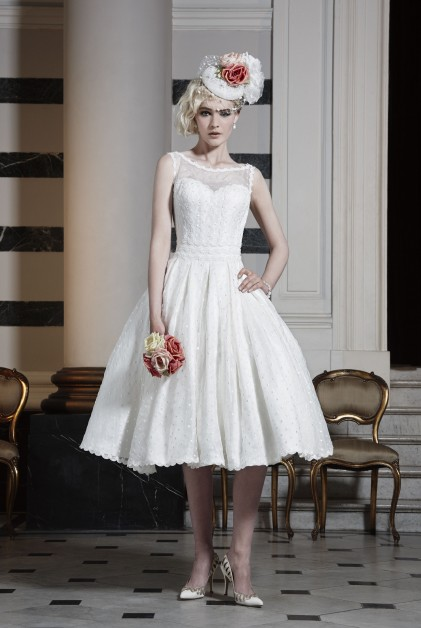 Ian Stuart Beauty Queen Wedding Dress