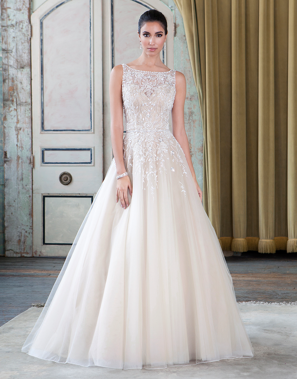 Justin alexander wedding dresses fairytale brides