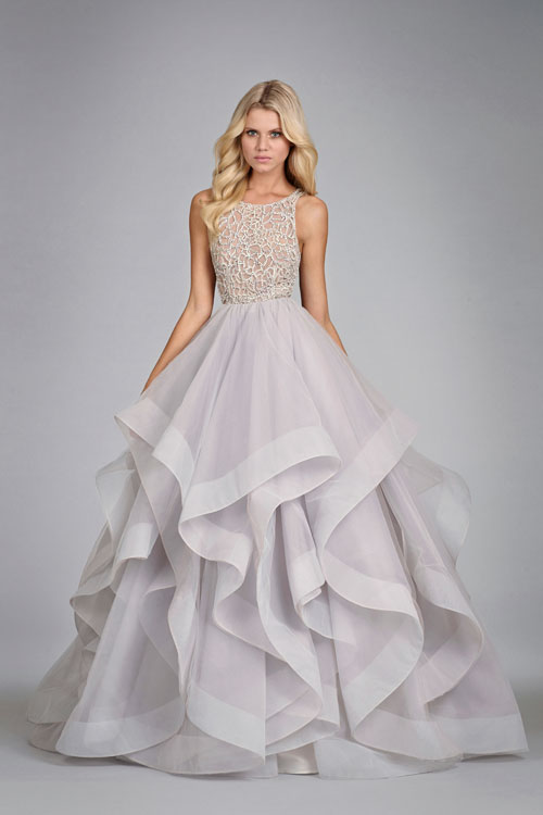 Hayley paige wedding dresses fairytale brides for Hayley paige wedding dress