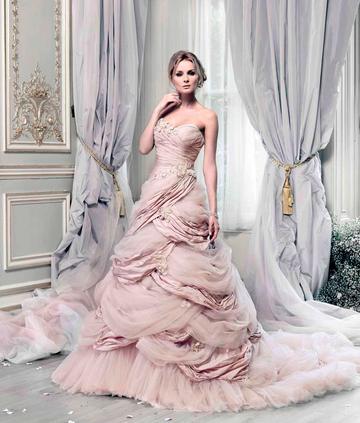 Ian Stuart bridal collection