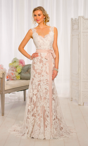 designer wedding dress by Essense