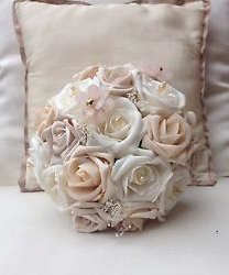 http://www.ebay.co.uk/itm/ANTIQUE-NUDE-BEIGE-CREAM-IVORY-CHAMPAGNE-ROSES-PEACH-POSY-BRIDES-BOUQUET-WEDDING-/171246713110