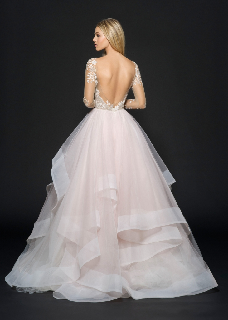 Hayley Paige Wedding Gowns 001 - Hayley Paige Wedding Gowns