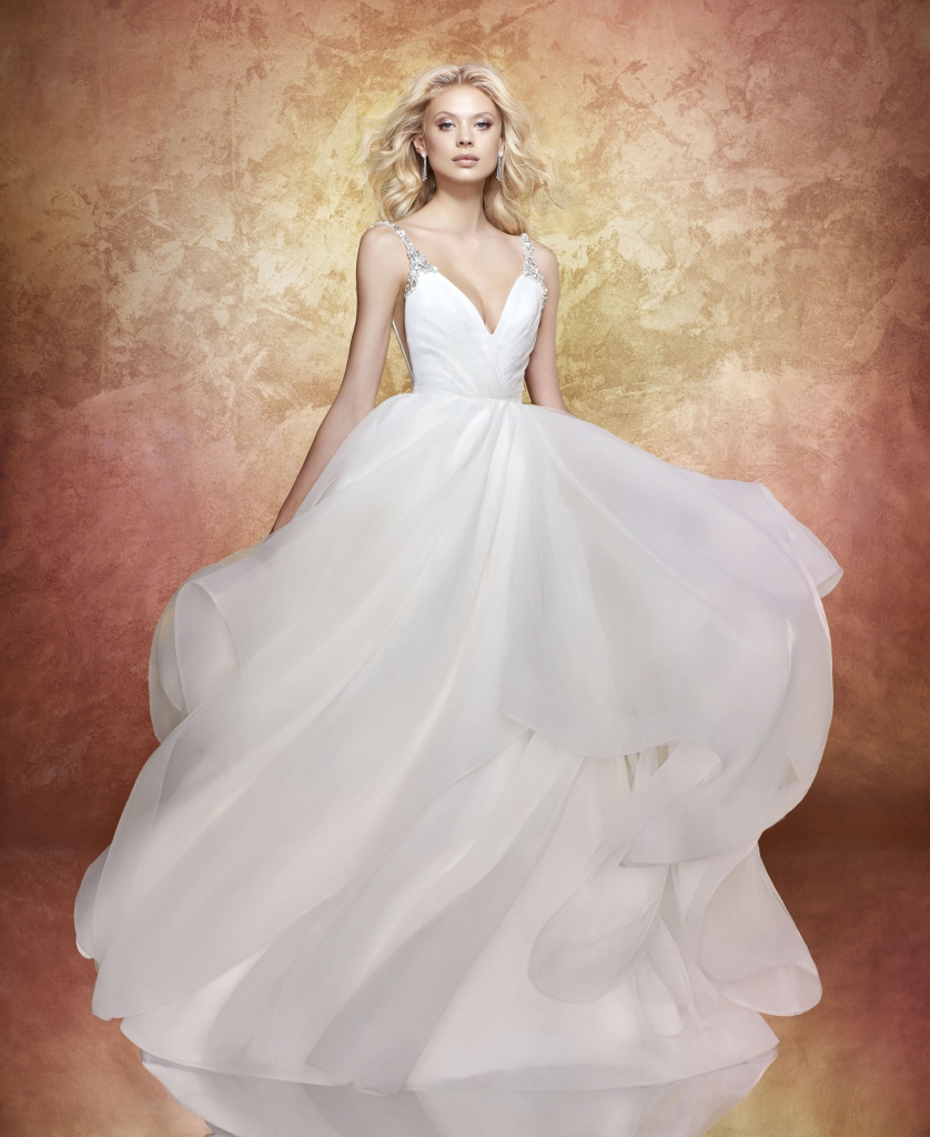 Wedding Dresess: Hayley Paige Wedding Dresses