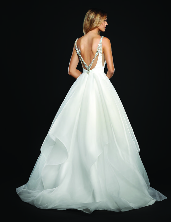 Hayley Paige Bridal Dare Back