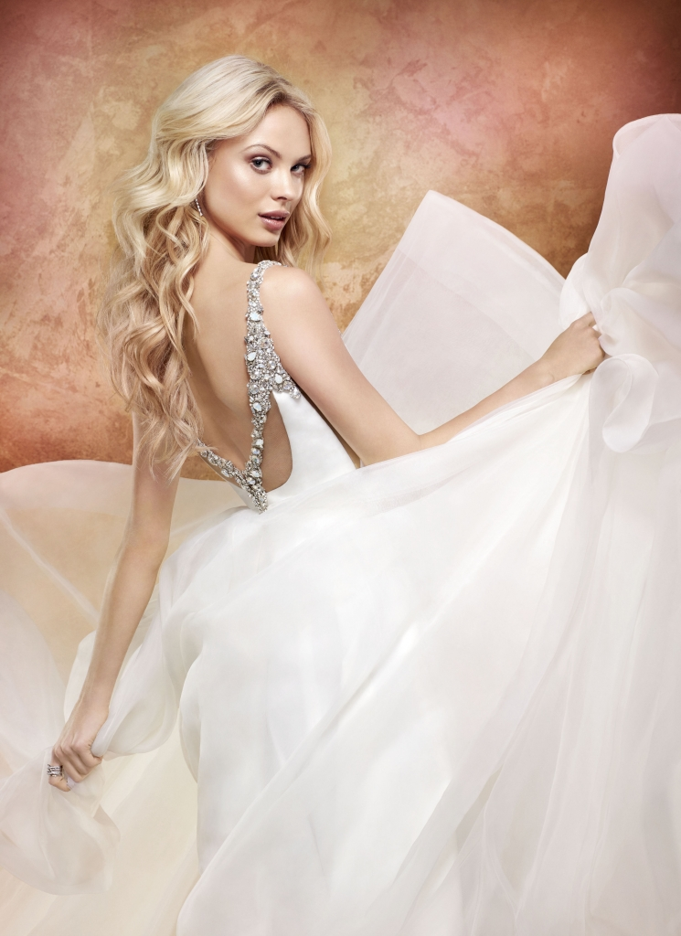 Hayley Paige Bridal Dare 1
